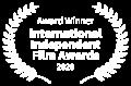 Award Winner - International Independent Film Awards - 2020